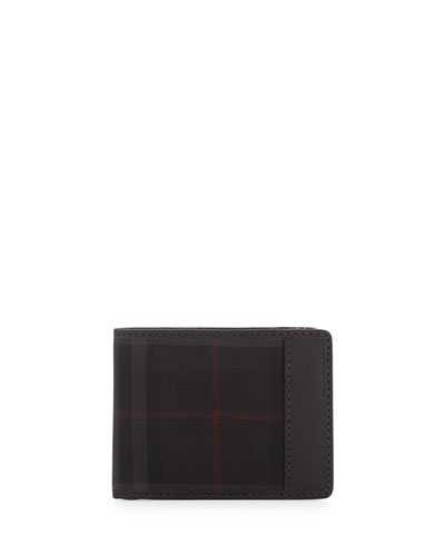 Check Hipfold Wallet, Charcoal