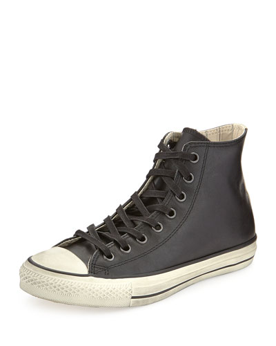 Chuck Taylor All Star High-Top Sneaker, Black