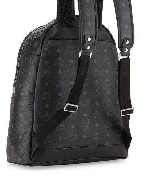 Munich Lion Backpack, Black