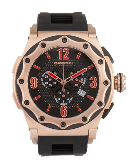 E.J. Viso Limited Edition Regata Watch
