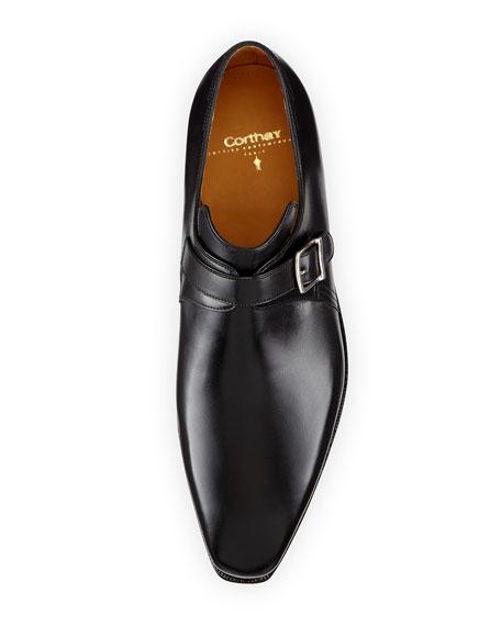 Arca Boucle Monk Shoe, Black