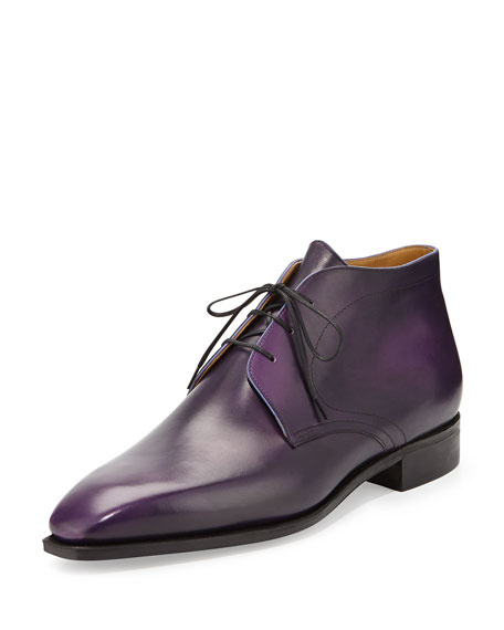 Corthay PRPL DRESS CHUKKA BOOT