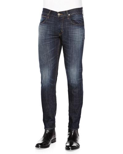 Blake Motorhead Slim-Straight Jeans