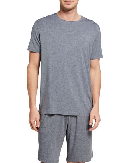 Marlowe Jersey T-Shirt, Gray