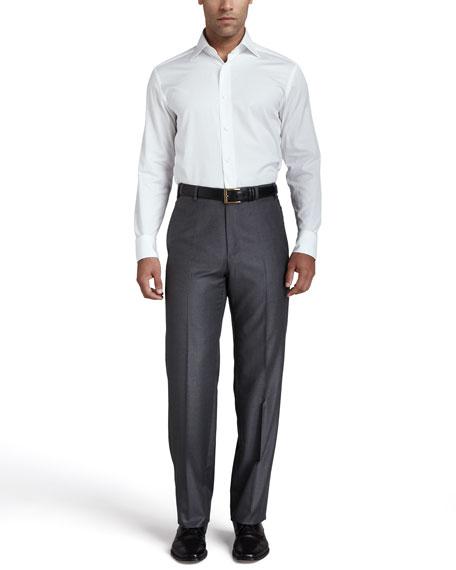 Platinum Dress Pants, Gray