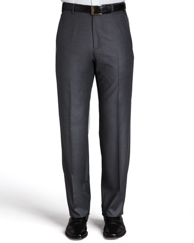 Platinum Dress Pants, Gray