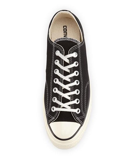All Star Chuck '70 Low-Top Sneaker, Black