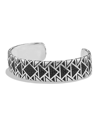 Frontier Wide Cuff Bracelet