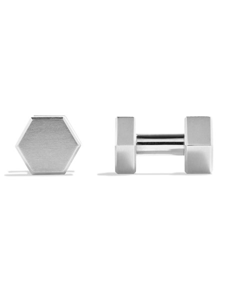 Bolted Cuff Links