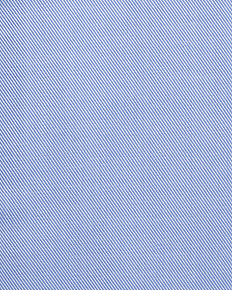 Twill Dress Shirt, Blue