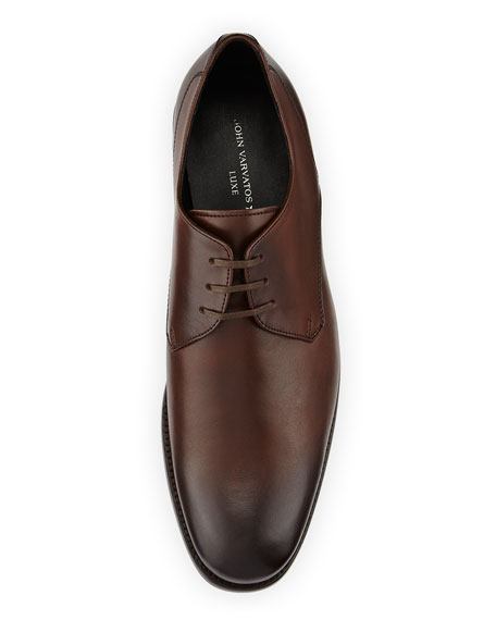 John Varvatos Luxe Derby Dress Shoes