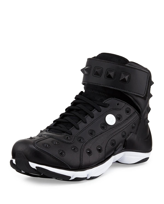 c30933d5b46ed3 PUMA X McQ MY-79 Studded High-Top Sneaker
