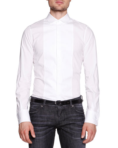 Formal Shirt, White