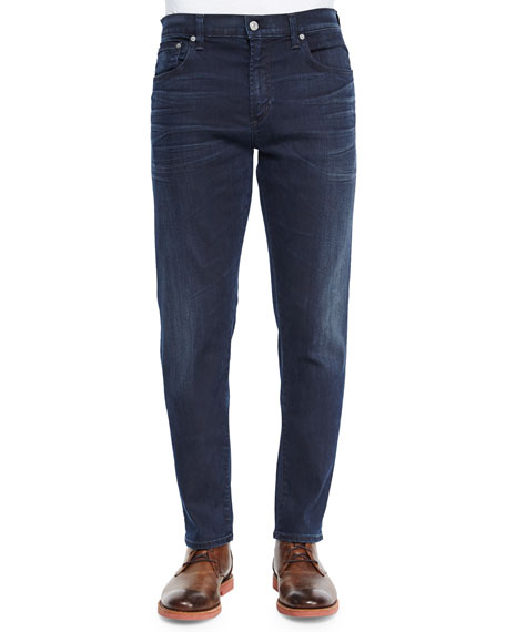 Citizens of Humanity Holden Slim Durant Jeans, Dark