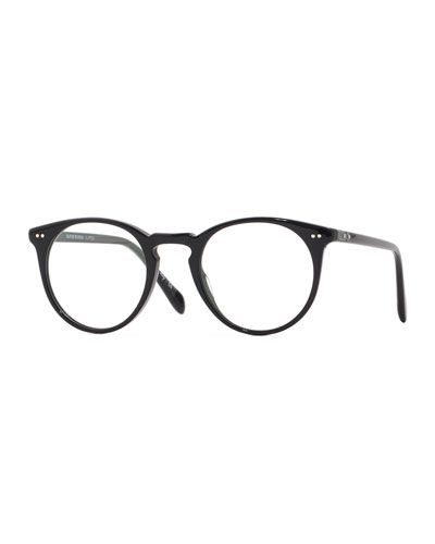 Sir O'Malley 46 Fashion Glasses, Black