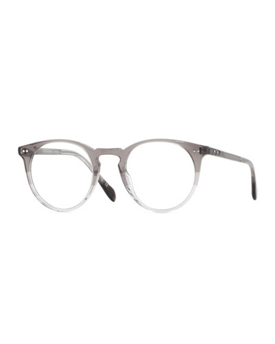 Sir O'Malley 46 Fashion Glasses, Vintage Gray Fade