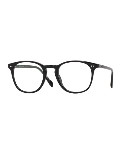 Sir Finley 49 Fashion Glasses, Black