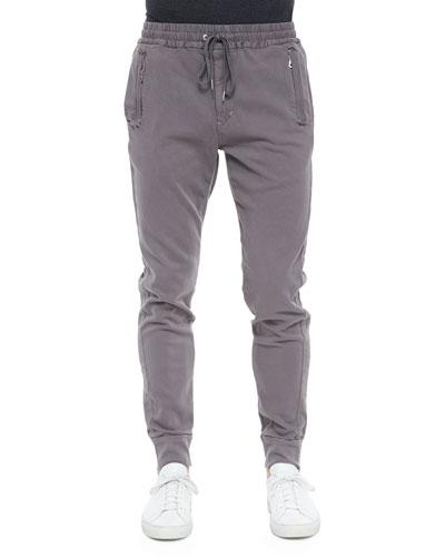 Brixton Slim Jogger Pants, Slate