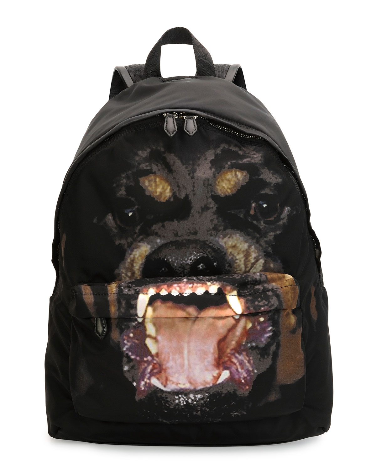 Givenchy Rottweiler Nylon Backpack d62a745169520