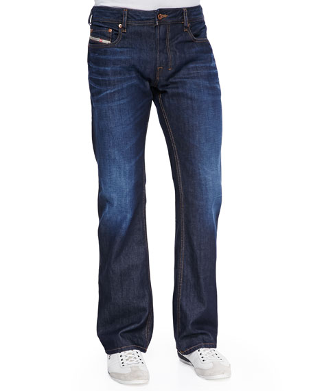 Diesel Zatiny 73N Dark & Faded Jeans