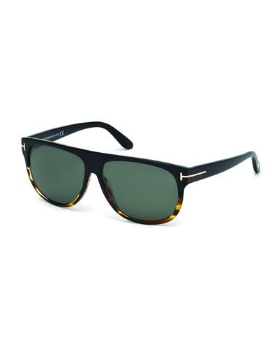 Kristen Polarized Square Sunglasses