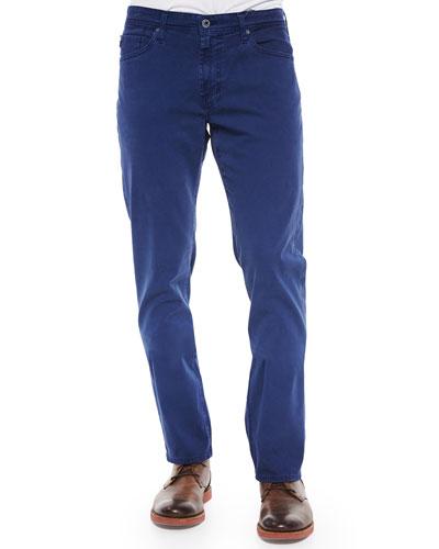 Graduate Sulfur Royal Zen Jeans