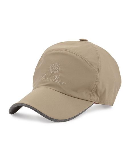 Loro Piana Windmate Storm System® Baseball Hat, Tan