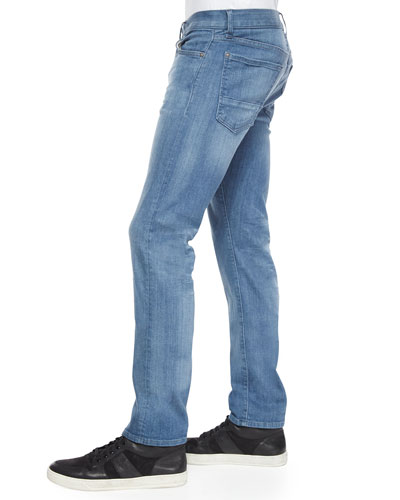 Slimmy Genesis Denim Jeans, Light Indigo