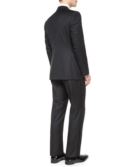 Giorgio Armani Wall Street Single-Breasted Tuxedo