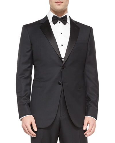 Wall Street Single-Breasted Tuxedo