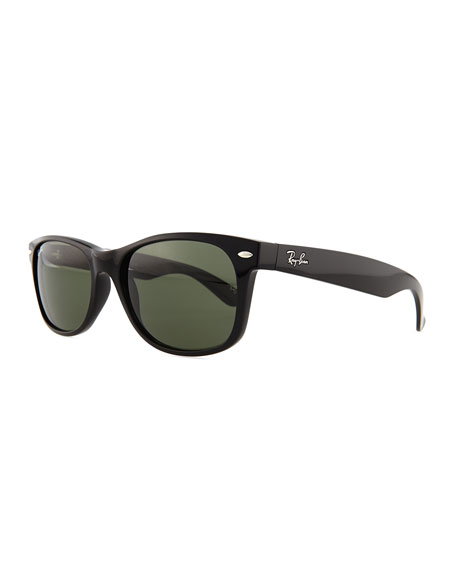 Ray-BanNew Wayfarer Sunglasses, Matte Havana