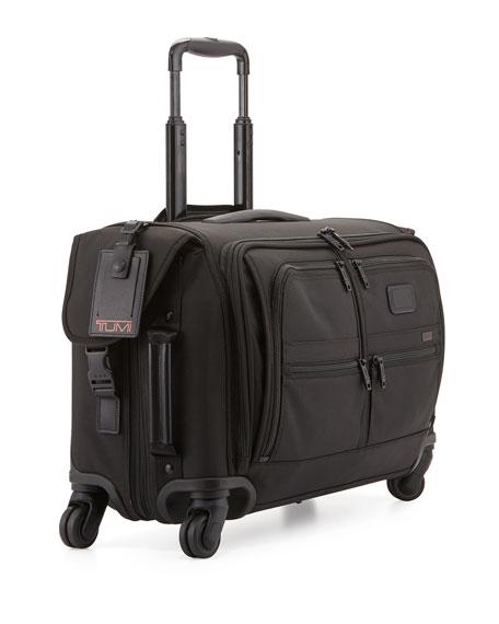 Four-Wheel Carryon Garment Bag Luggage