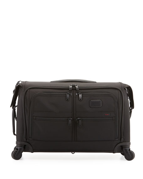 Four-Wheel Carryon Garment Bag Luggage