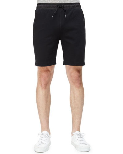 Tech-Sweat Shorts, Black