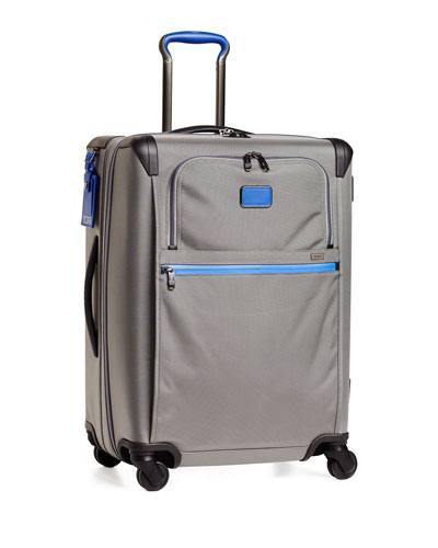 Alpha 2 Expandable Packing Case, Gray/Blue/Black