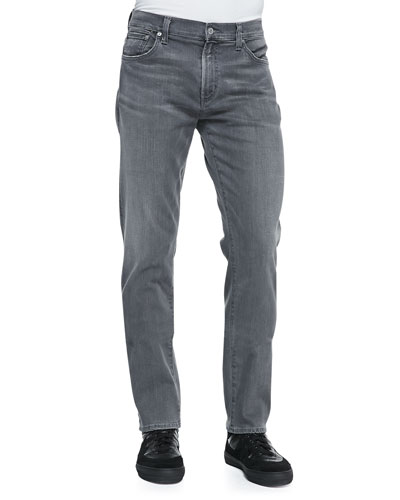 Core Slim Straight Bad Lands Jeans