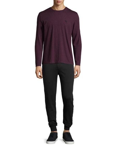 Haleford Knit Sweatpants, Black