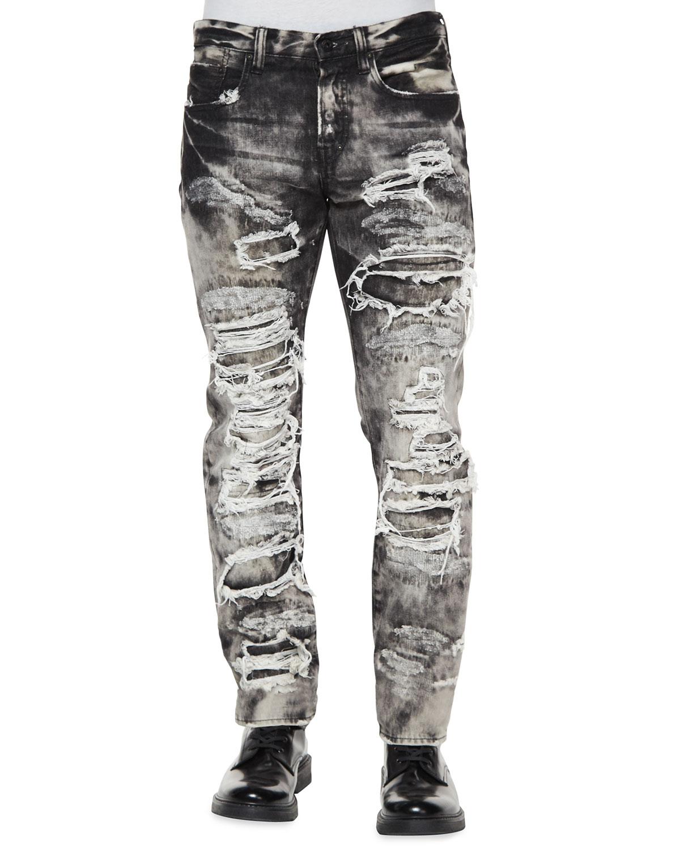 51c5d9d8eb05e PRPS Dalia Destroyed   Distressed Denim Jeans
