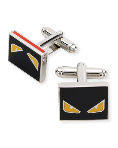 Small Monster Cuff Links