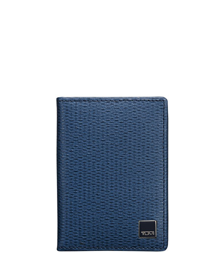Tumi Monaco Gusseted Card Case with ID Lock