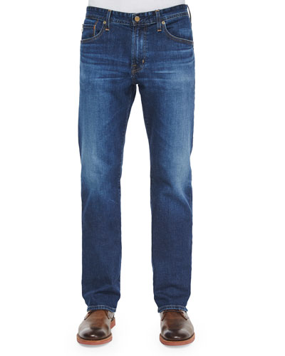 Protege 6-Years Faded Denim Jeans, Indigo