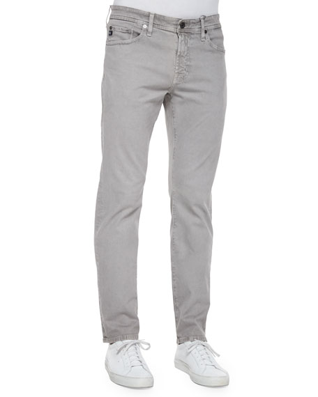 AG Adriano Goldschmied Graduate Sulfur Wash Jeans, Light