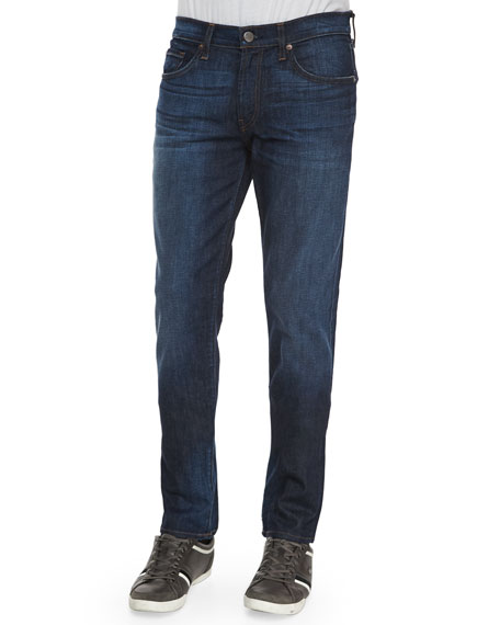 J Brand Men's Tyler Revelled Slim-Fit Denim Jeans,