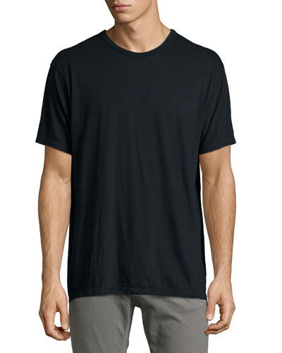 Classic Short-Sleeve T-Shirt, Black