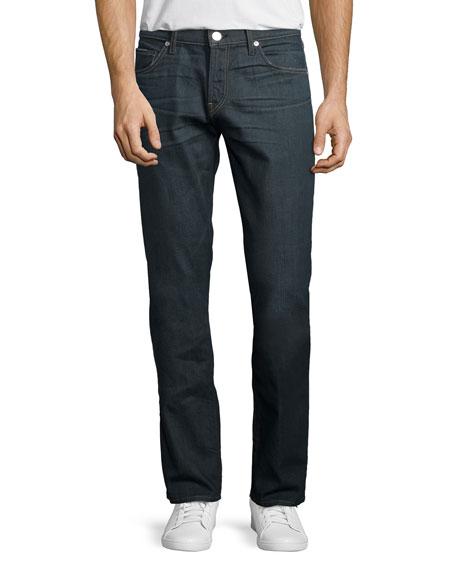J Brand Jeans Cole Keene Dark Wash Jeans, Charcoal