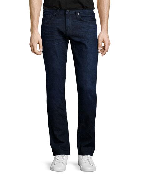 J Brand Jeans Tyler Abraham Dark Wash Jeans, Indigo