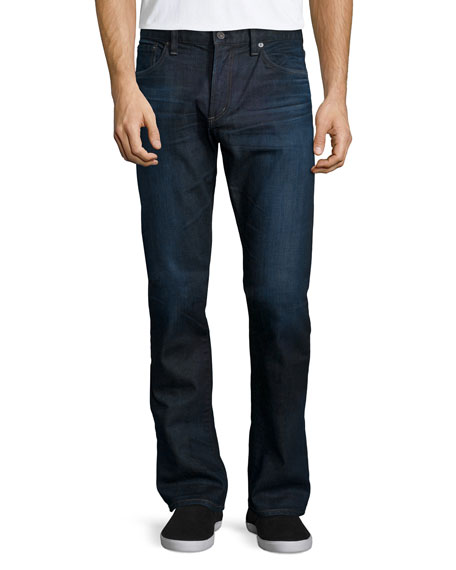 Citizens of Humanity Core Slim-Straight Jeans, Huron Indigo