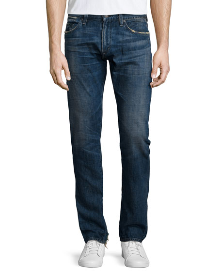Citizens of Humanity Holden Slim-Fit Jeans, Tombstone Indigo