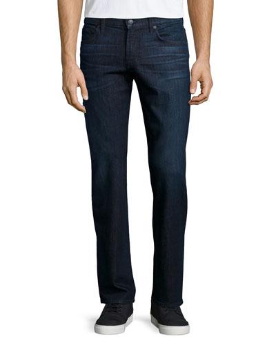 Carsen Neapolitan Denim Jeans, Indigo