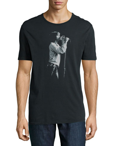 Jim Morrison Graphic Tee